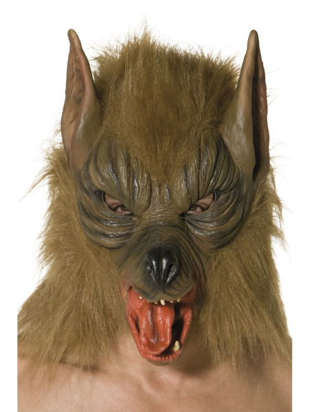 Wolf Mask Latex